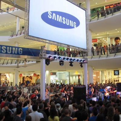 Premiere of Samsung Galaxy S4 in Bulgaria 2013