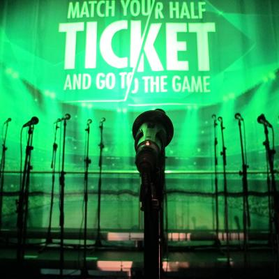 Heineken Match Your Half Ticket 2014